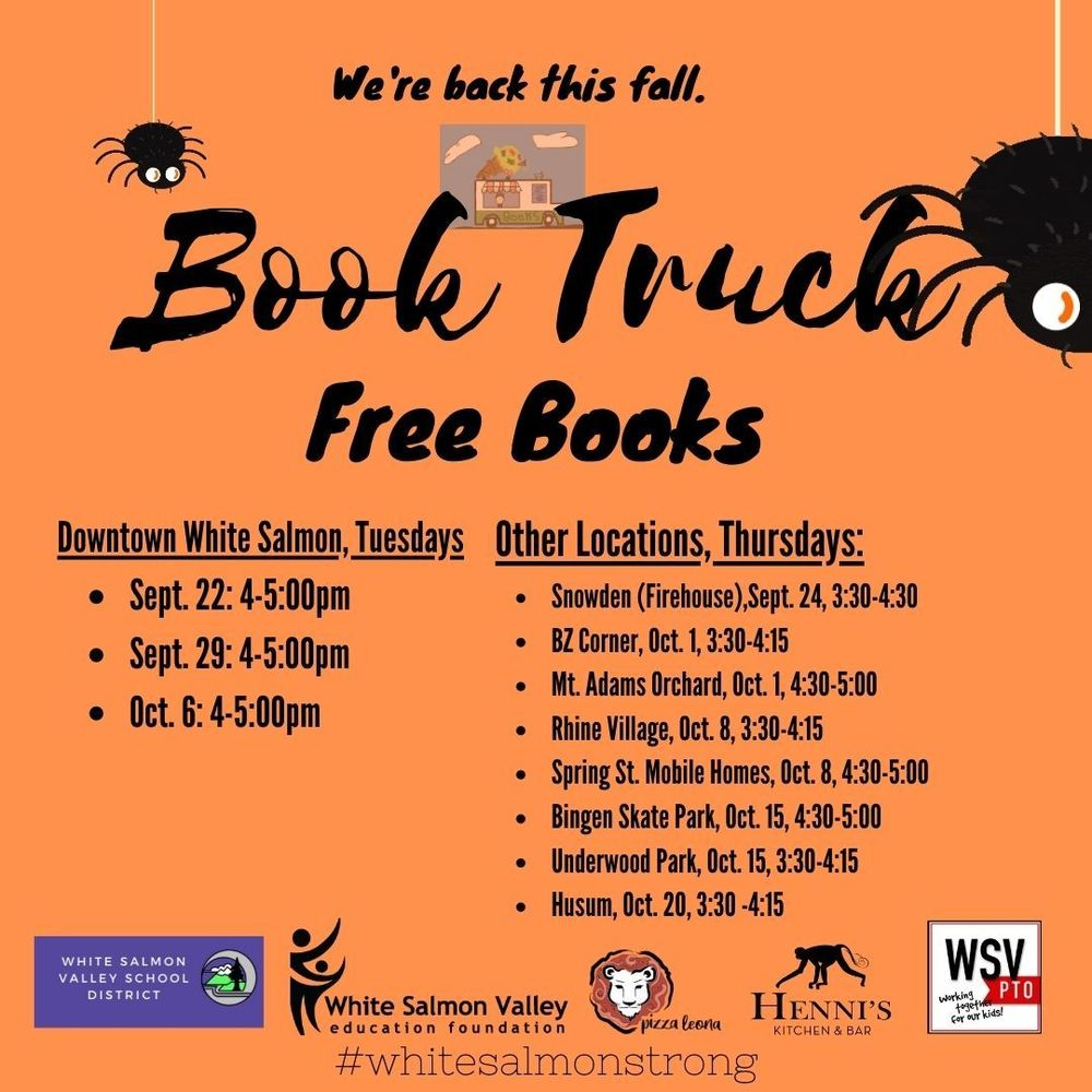 Book Truck - Free Books